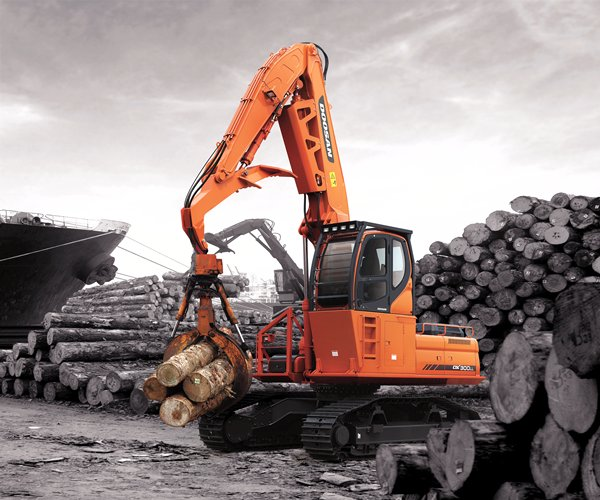 log loader | Machines and Industrial Equipment for Sale